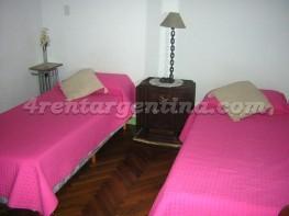 Apartamento Corrientes e Maipu - 4rentargentina
