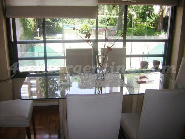 Apartment L.M. Campos and Zabala - 4rentargentina