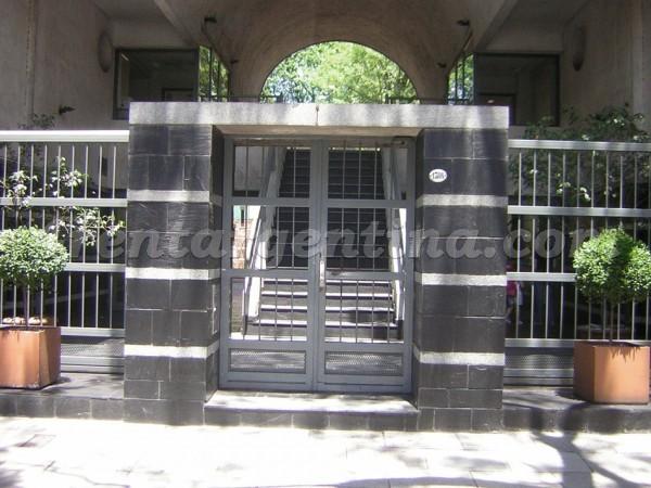 Departamento L.M. Campos  y Zabala - 4rentargentina