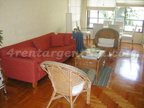 Apartment L.M. Campos and Zabala - 4rentargentina