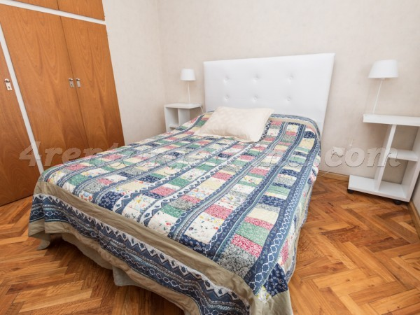 Gallo and Lavalle I: Furnished apartment in Abasto