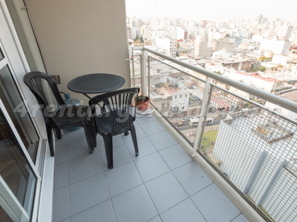 Gallo and Lavalle I: Apartment for rent in Buenos Aires