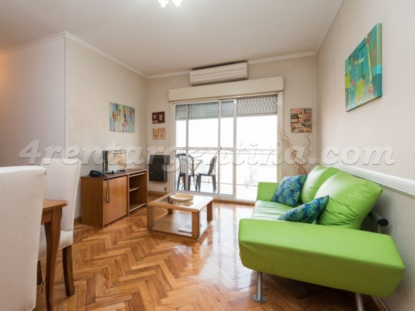 Gallo and Lavalle I, apartment fully equipped