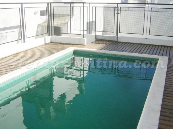 Apartment Charcas and Aguero - 4rentargentina