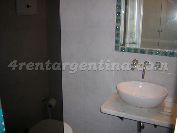 Esmeralda et Tucuman I: Furnished apartment in Downtown