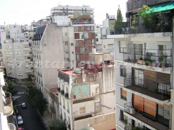 Uriburu and Melo: Apartment for rent in Buenos Aires