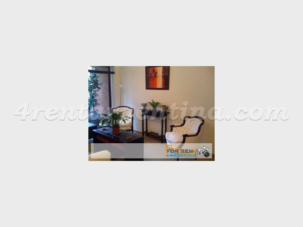 Charcas and Armenia, apartment fully equipped