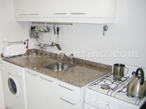 Ecuador and Viamonte: Apartment for rent in Buenos Aires