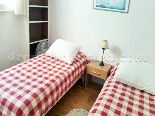 Ecuador and Viamonte, apartment fully equipped