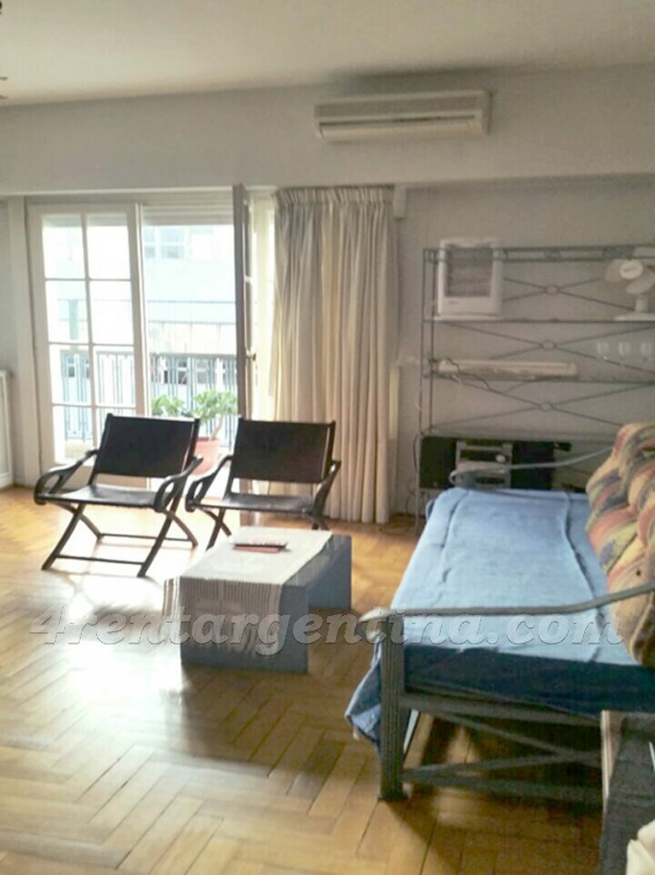 Ecuador and Viamonte: Apartment for rent in Abasto