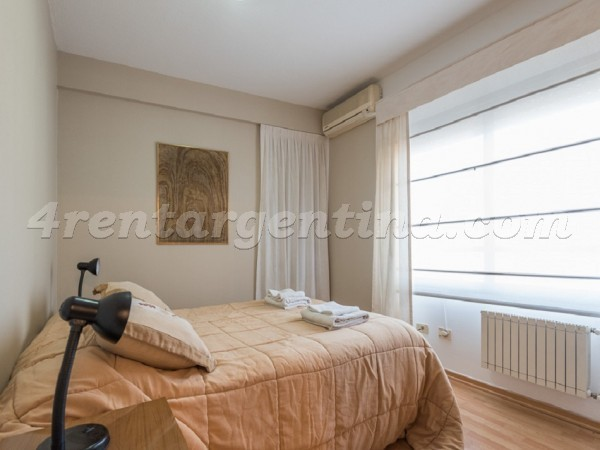 Gurruchaga and Charcas I: Apartment for rent in Palermo