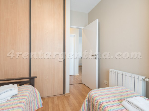 Gurruchaga et Charcas I, apartment fully equipped