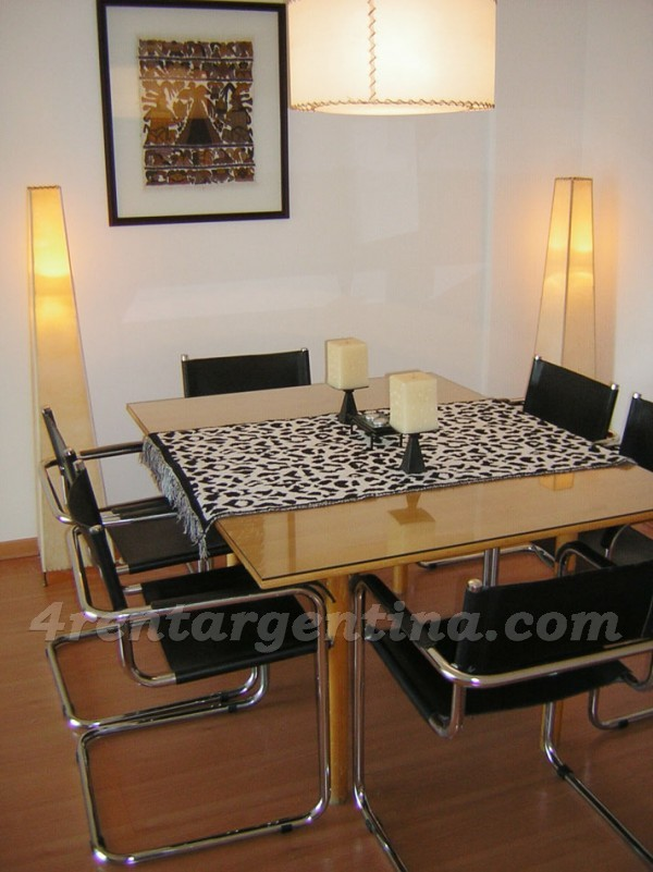Apartment Paraguay and Scalabrini Ortiz II - 4rentargentina