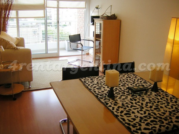 Paraguay and Scalabrini Ortiz II: Apartment for rent in Palermo