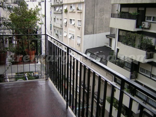 Apartment Uriburu and French I - 4rentargentina