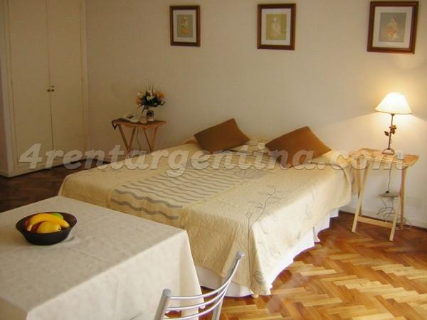 Apartment Uriburu and French I - 4rentargentina