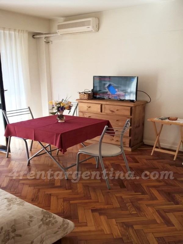 Uriburu et French I: Apartment for rent in Buenos Aires