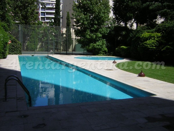 Charcas et Malabia, apartment fully equipped