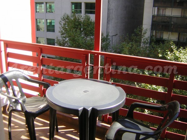 Corrientes and Callao II: Apartment for rent in Buenos Aires