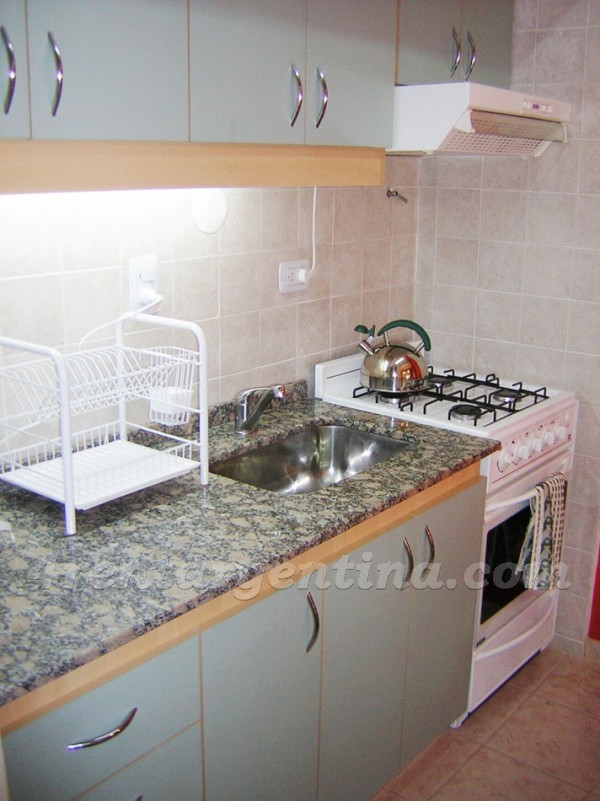 Corrientes and Callao II: Apartment for rent in Downtown