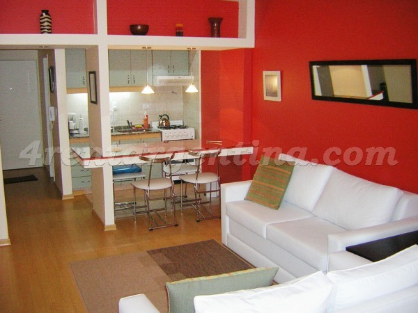 Apartment Corrientes and Callao II - 4rentargentina