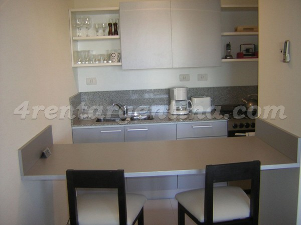 Dorrego and Cabildo: Furnished apartment in Palermo