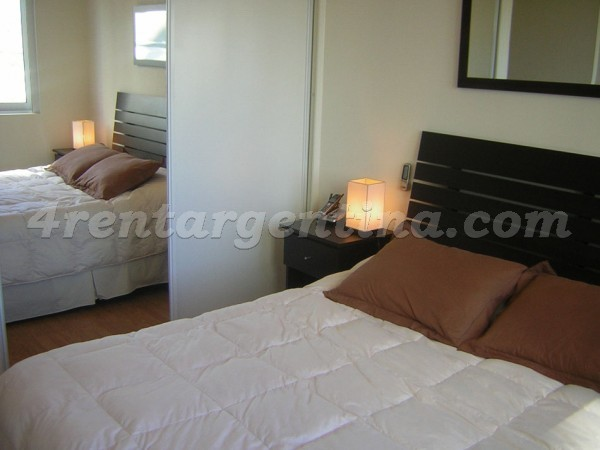 Apartment Dorrego and Cabildo - 4rentargentina