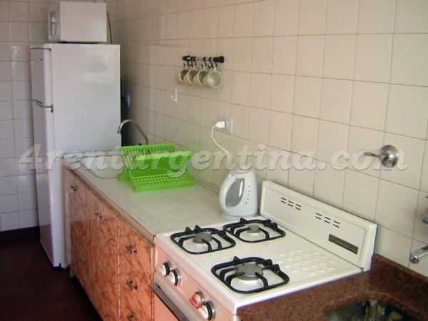 Apartment Humboldt and Paraguay - 4rentargentina