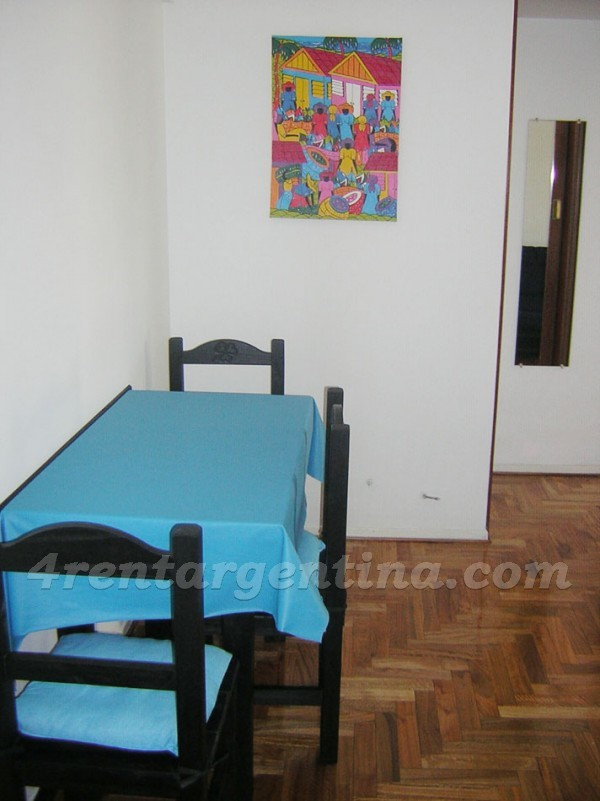 Humboldt et Paraguay: Furnished apartment in Palermo