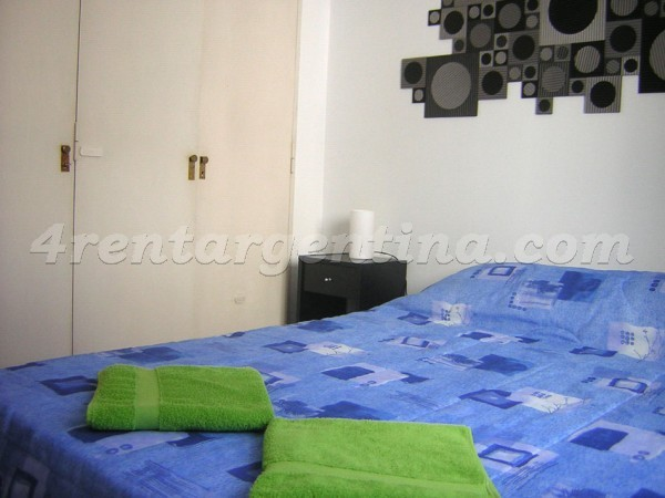 Humboldt et Paraguay: Apartment for rent in Palermo
