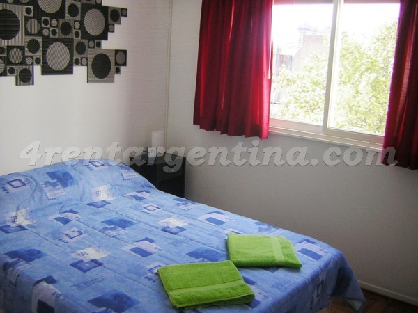 Humboldt and Paraguay: Apartment for rent in Palermo
