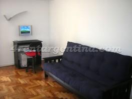 Apartamento Humboldt e Paraguay - 4rentargentina