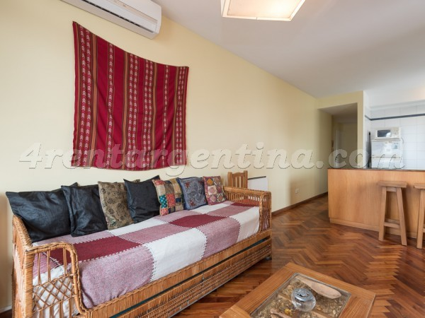 Apartment Juncal and Godoy Cruz - 4rentargentina