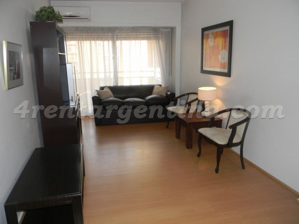 Apartment Suipacha and M.T. Alvear - 4rentargentina