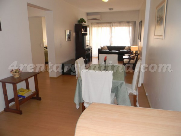Suipacha and M.T. Alvear, apartment fully equipped