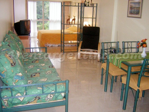 Callao and Paraguay: Furnished apartment in Downtown