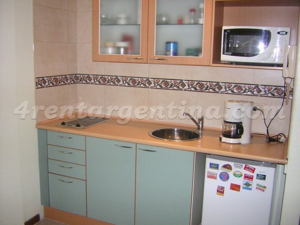 Callao and Paraguay: Apartment for rent in Downtown