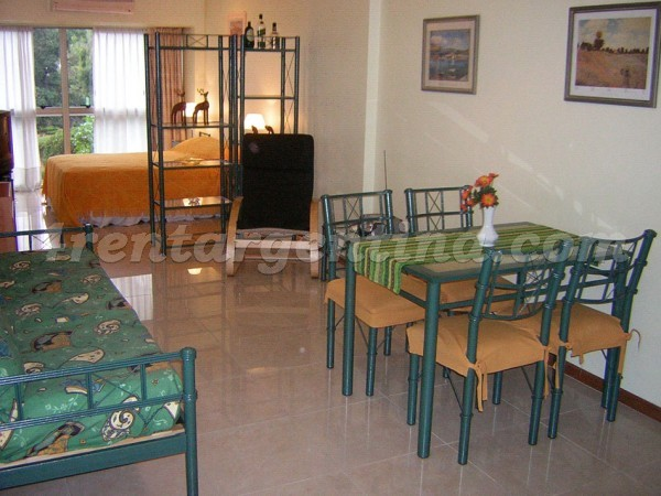 Callao and Paraguay, apartment fully equipped