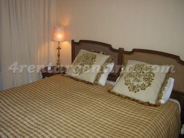 Apartment Callao and Las Heras - 4rentargentina