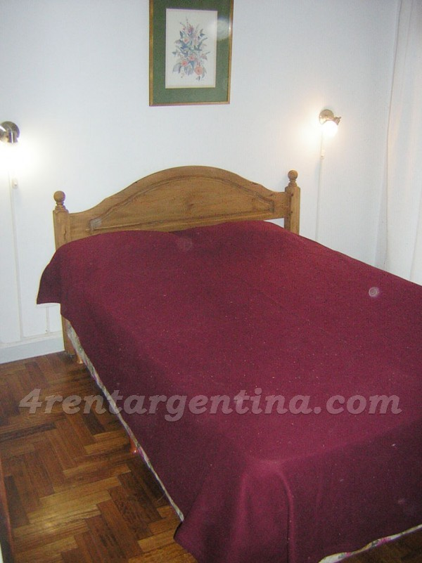 Borges and El Salvador I: Apartment for rent in Palermo