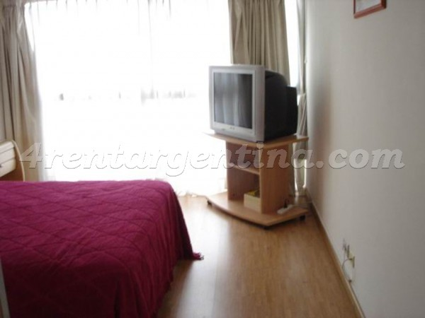 Apartment Callao and Paraguay I - 4rentargentina