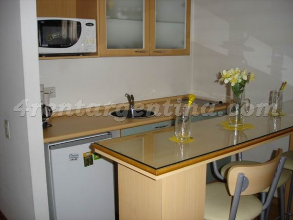 Callao and Paraguay I: Apartment for rent in Buenos Aires