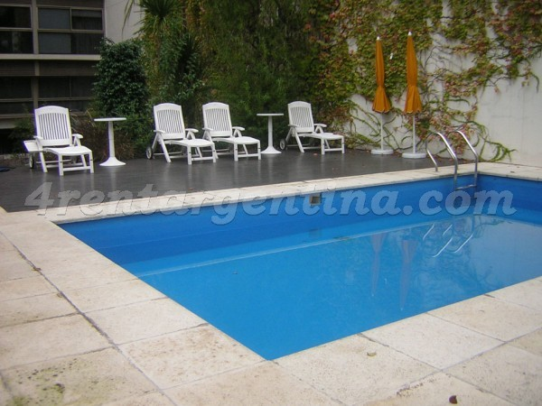 Callao and Paraguay I, apartment fully equipped
