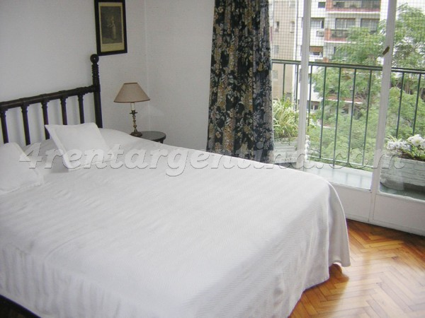 Apartment Las Heras and Callao - 4rentargentina