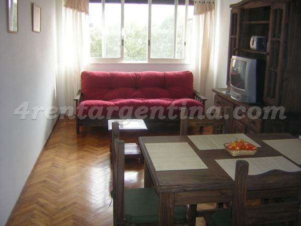 Apartment Arcos and Jose Hernandez I - 4rentargentina