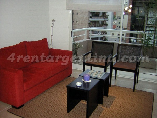 Apartment Rep. de Eslovenia and Baez I - 4rentargentina