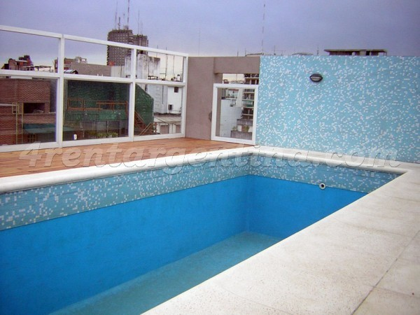 Rep. de Eslovenia and Baez I: Furnished apartment in Las Ca�itas