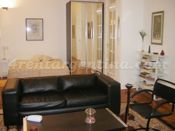 Parana and Rivadavia: Apartment for rent in Buenos Aires