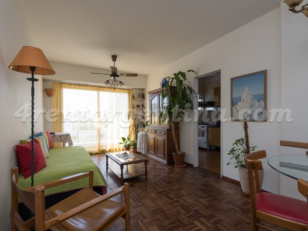 Lerma and Scalabrini Ortiz: Apartment for rent in Buenos Aires