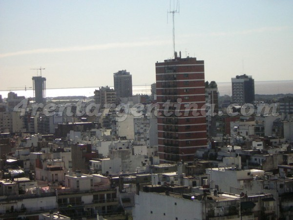 Apartment Callao and Juncal II - 4rentargentina